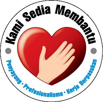Logo Kami Sedia Membantu