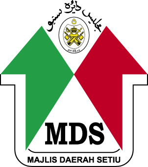Vectorise Logo Majils Daerah Setiu Mds Vectorise Logo