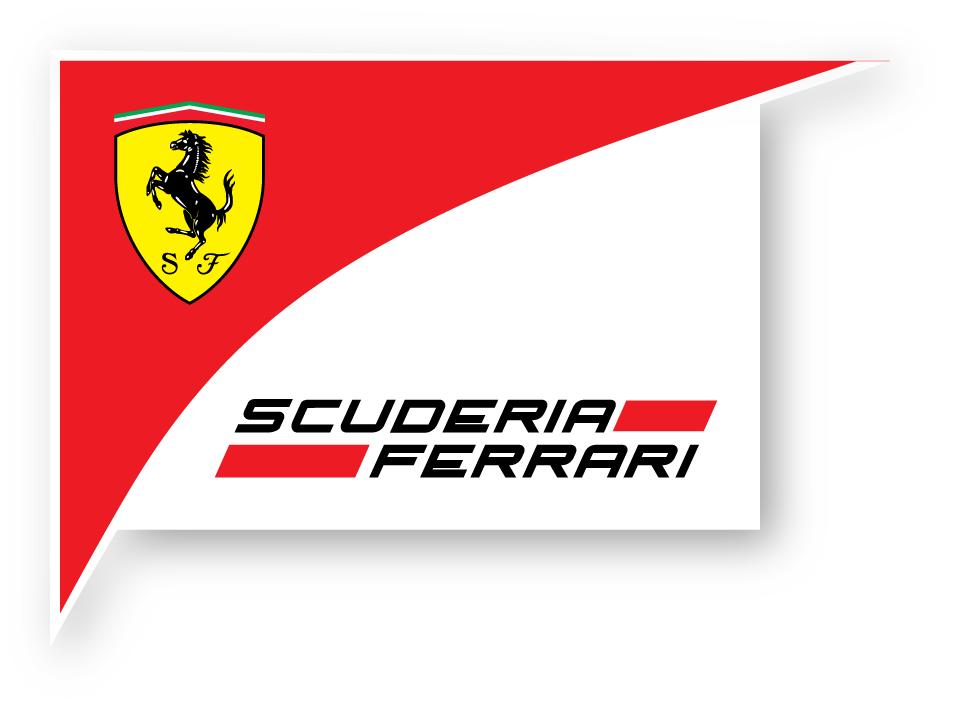 vectorise logo f1 scuderia ferrari 2011