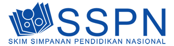 vectorise logo skim simpanan pendidikan nasional sspn