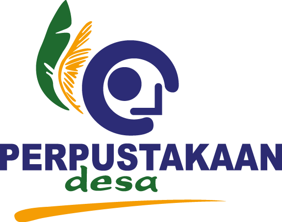 Vectorise Logo Perpustakaan Desa
