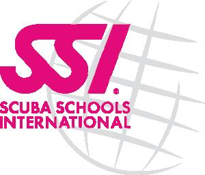 Logo Scuba Schools International - SSI