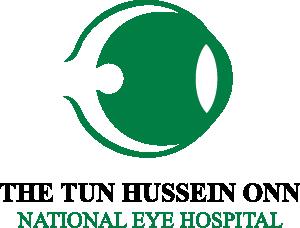 Logo Tun Hussein Onn National Eye Hospital