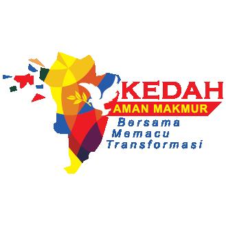 Logo Kedah Aman Makmur
