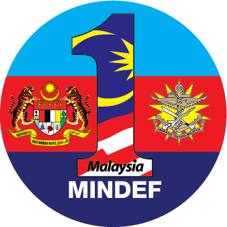 Logo MINDEF