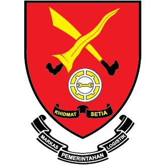 Logo Markas Logistik Tentera Darat