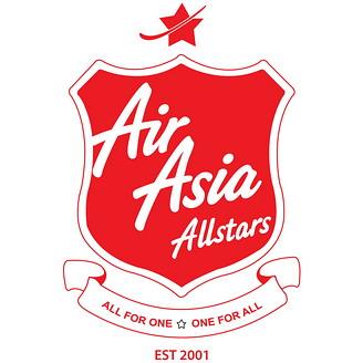 Logo AirAsia Allstars