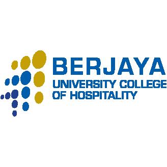 Logo Berjaya University College of Hospitality