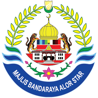 Logo Majlis Bandaraya Alor Setar