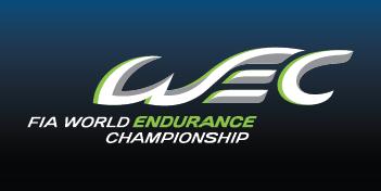 Logo FIA World Endurance Championship (WEC) invert