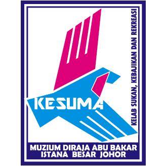 Logo KESUMA Muzium Diraja Abu Bakar Istana Besar Johor