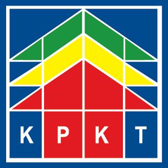 Logo Kementerian Kesejahteraan Bandar, Perumahan & Kerajaan Tempatan (KPKT)