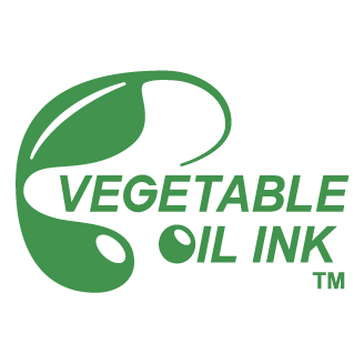Logo Vegetable Oil Ink