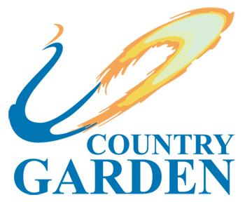 Vectorise Logo Country Garden