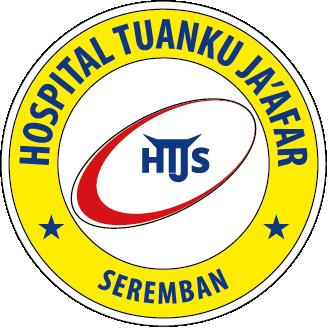 Logo Hospital Tuanku Jaafar Seremban - HTJS