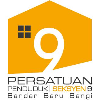 Logo Persatuan Penduduk Seksyen 9 Bandar Baru Bangi - PPS9BBB
