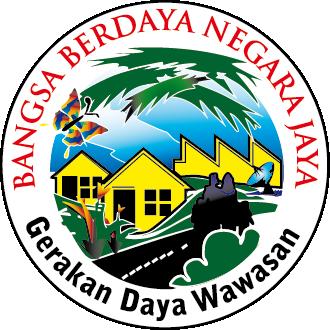 Logo Gerak Daya Wawasan GDW