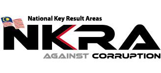 Logo NKRA Against Corruption