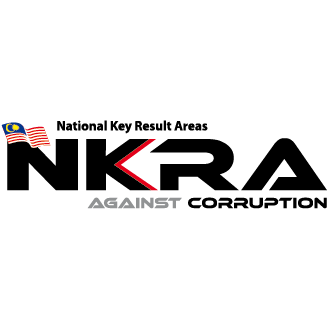 Logo NKRA Against Corruption