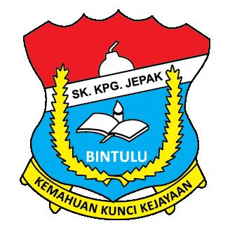 Logo SK KPG Jepak, Bintulu, Sarawak