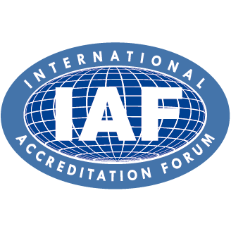Logo International Accreditation Forum - IAF