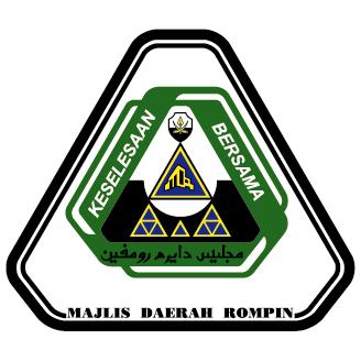 Logo Majlis Daerah Rompin
