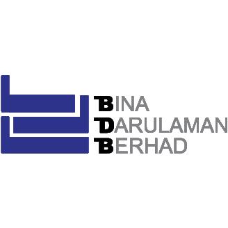 Logo Bina Darul Aman Berhad - BDB