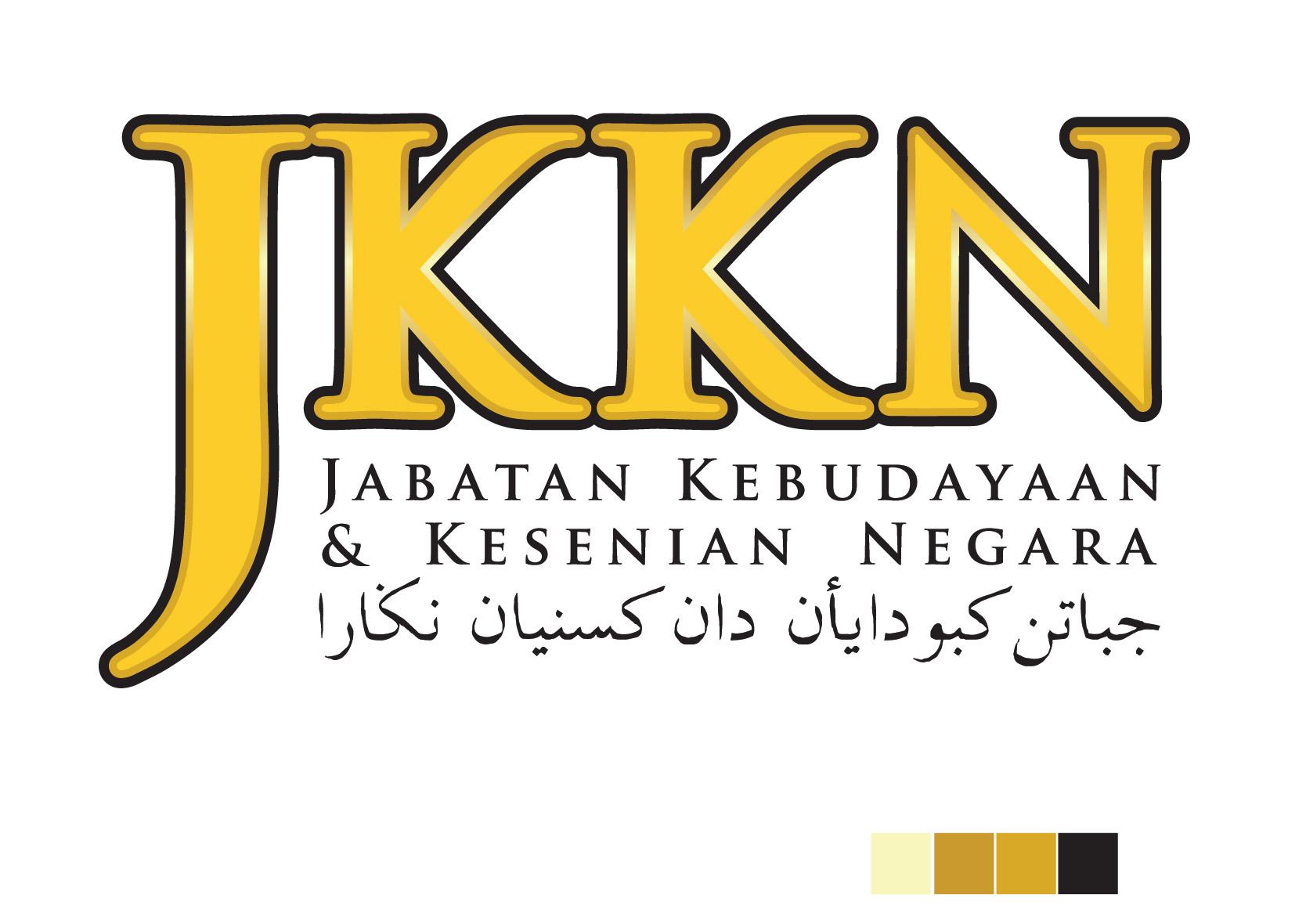 vectorise logo jabatan kebudayaan amp kesenian negara