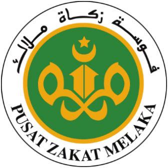 Logo Pusat Zakat Melaka (PZM)