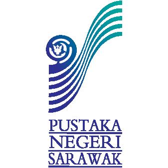 Logo Pustaka Negeri Sarawak