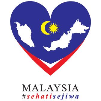 Logo Hari Kebangsaan Malaysia 2015