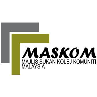 Logo Majlis Sukan Kolej Komuniti Malaysia
