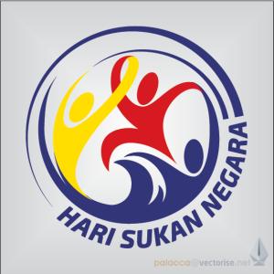 hari sukan negara logo1