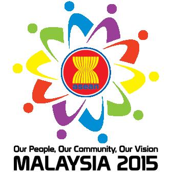 Logo 26th ASEAN Summit Malaysia 2015