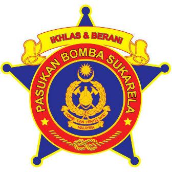Logo Pasukan Bomba Sukarela