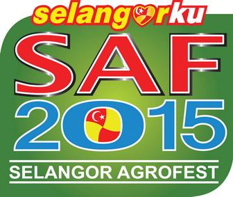 Logo Selangor AgroFest 2015