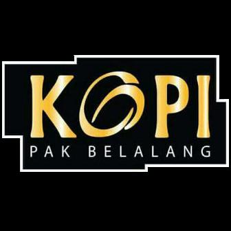 Logo Kopi Pak Belalang