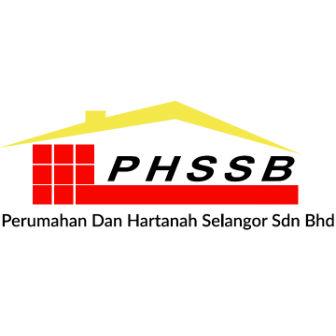Logo Perumahan & Hartanah Selangor Sdn Bhd (PHSSB)