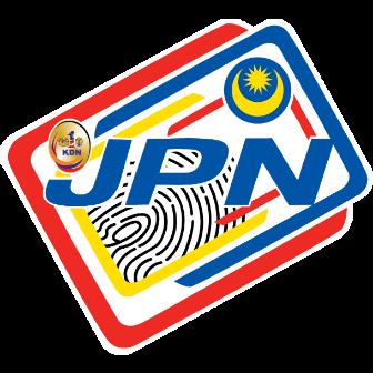Logo Jabatan Pendaftaran Negara - JPN