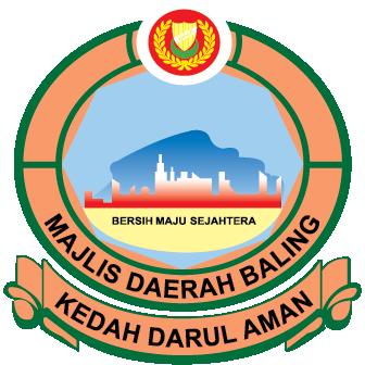Logo Majlis Daerah Baling