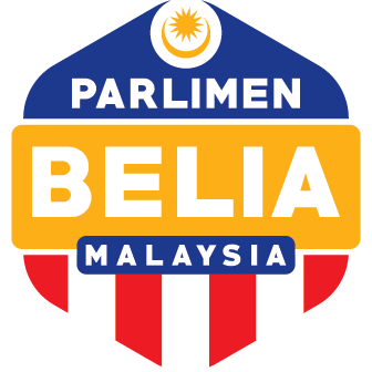 Logo Parlimen Belia Malaysia - PBM