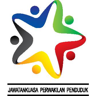 Logo Jawatankuasa Perwakilan Penduduk - JPP