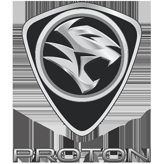 Logo Proton monochrome