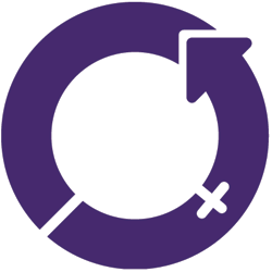 IWD - International Women's Day logo