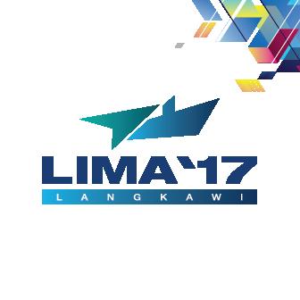 Logo LIMA 2017 Langkawi