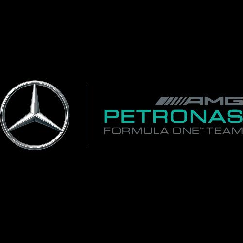 Logo AMG Petronas Formula One Team black