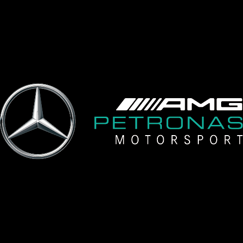 Logo AMG Petronas Motorsport black