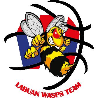 Logo EBL - Labuan Wasps Team