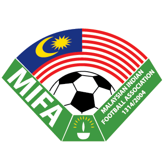 Logo Malaysian Indian Football Association - MIFA FC
