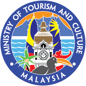 Logo Ministry of Tourism & Culture Malaysia - MOTAC